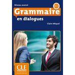 Claire Miquel Grammaire en dialogues Niveau avancé. Livre + Audio-CD... par LeGuide.com Publicité