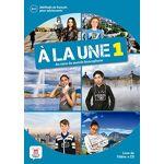 Collectif Méthode de français pour adolescents A la une 1 A1 : Livre... par LeGuide.com Publicité