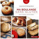 Ma boulange sans gluten Pages: 120, Poche, Terre Vivante Editions par LeGuide.com Publicité