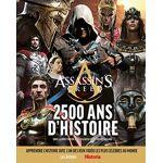 Collectif Assassin's creed, 2 500 ans d'Histoire Pages: 432,... par LeGuide.com Publicité