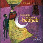 Chantal Grosléziat Comptines et berceuses du baobab (1 livre + 1 CD audio)... par LeGuide.com Publicité