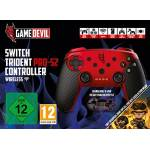 Game Devil Switch Trident PRO-S2 manette sans fil + Tiny Trooper Switch... par LeGuide.com Publicité