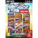 Atari Rollercoaster Tycoon Mega Pack 9 jeux classiques Ce mega-Pack inclus... par LeGuide.com Publicité