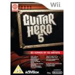 activision  Activision Inc. Guitar Hero 5 Plates-formes: Nintendo Wii,... par LeGuide.com Publicité