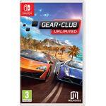 Microids France Gear Club Unlimited pour Nintendo Switch Nintendo switch... par LeGuide.com Publicité
