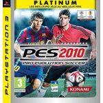 konami  Konami PES 2010 : Pro Evolution Soccer platinum Plates-formes:... par LeGuide.com Publicité