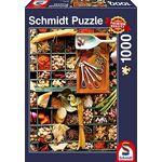 schmidt  Schmidt 58141 Puzzle Classique Pot-pourri De Cuisine 1000 Pièces... par LeGuide.com Publicité