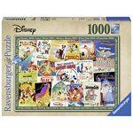 ravensburger  Ravensburger - Puzzle 1000 Pièces Posters Vintage Disney... par LeGuide.com Publicité