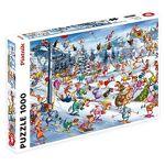piatnik  Piatnik 5351 Puzzle Ruyer Ski de Noël 1000 Pièces Surface de puzzle:... par LeGuide.com Publicité