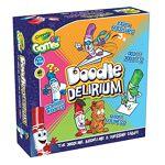 crayola  CRAYOLA ? Doodle Delirium ? Jeu de Société Version Anglaise Jeu... par LeGuide.com Publicité