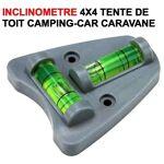 LCM2014 DORMEZ A Plat ! INCLINOMETRE en Croix Special Camping Car 4X4... par LeGuide.com Publicité