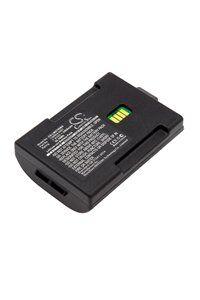 LXE MX7 batterie (3400 mAh, Noir)