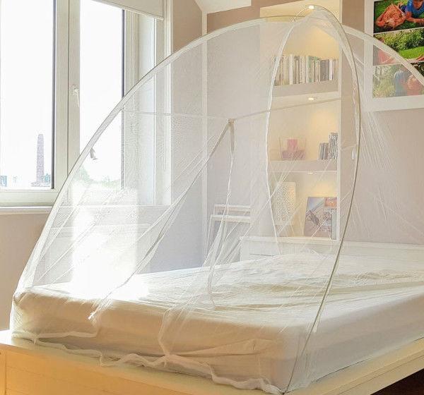 AVOSDIM Moustiquaire dôme lit ou jardin 2 dimensions