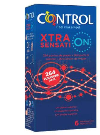 PIKDARE Control*xtra Sensation 6pz