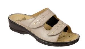 Scholl Bernadette B/s Leather W Bei38