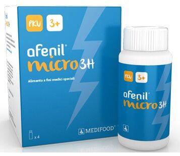 Piam farmaceutici spa Afenil Micro 3h 4x100g