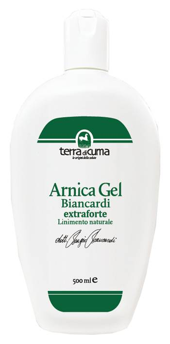 TDC TECHNOLOGY DEDIC. TO C.Srl Arnica Biancardi Gel Exf 500ml