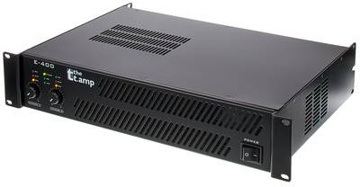 The t.amp E-400: prezzo