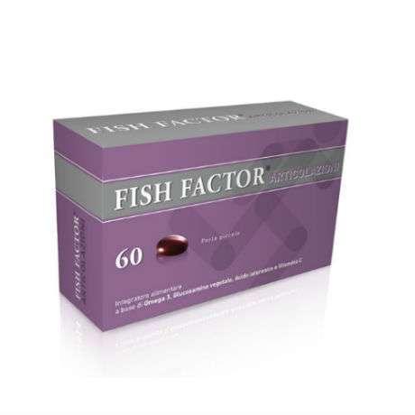 Sigma Fish Factor Articolazioni 60 Perle