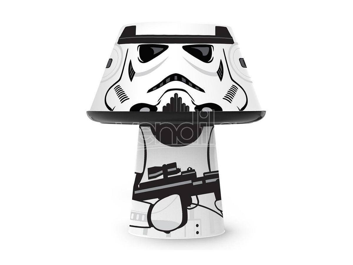Disney Star Wars Set Prima Colazione Stormtrooper Impilabile