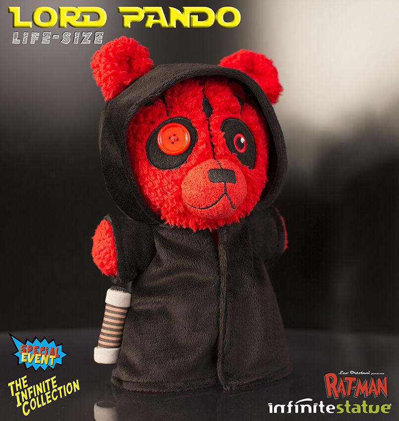 INFINITE Rat-Man Lord Pando Life Size Plush Peluches