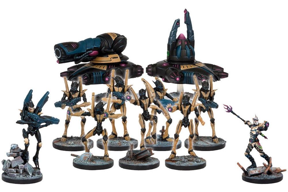 MANTIC Deadzone Asterian Faction Starter Wargame