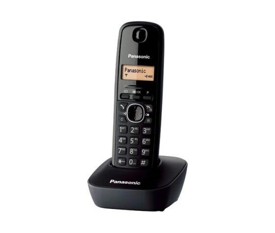Panasonic Telefono Cordless Dect  Nero Serie Kx-Tg1611 Kx-Tg1611jth