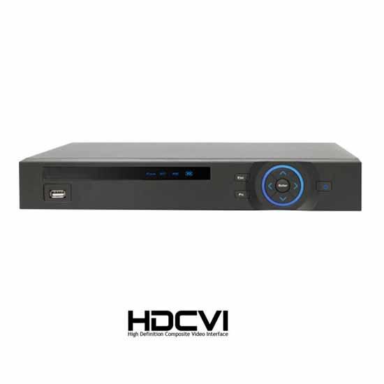 IXTRIMA DVR HDCVI 8 Canali FULL HD - 8CH@720p REC VGA/HDMI Mini 1U