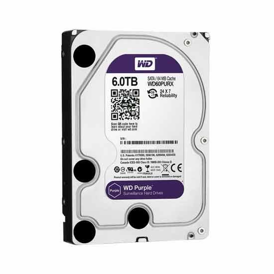 Western Digital Hard Disk HD Sata 6 Gb/s 3.5