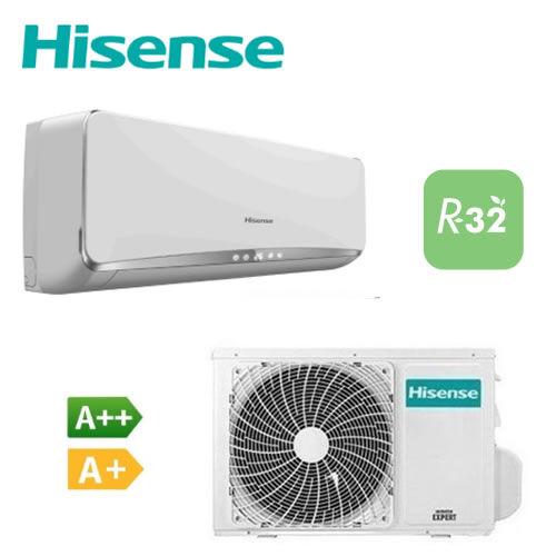 Hisense Climatizzatore Condizionatore Hisense New Eco Easy Te25yd01g / Te25yd01w – 9000 Btu Gas R32
