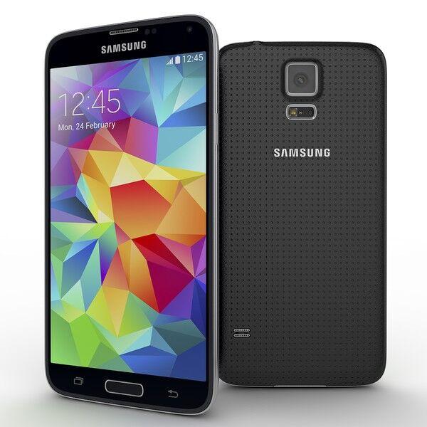 Samsung Smartphone Samsung Galaxy S5 Sm G900f 16 Gb 4g Lte Wifi 16 Mpx Quad Core Super Amoled Refurbished Nero