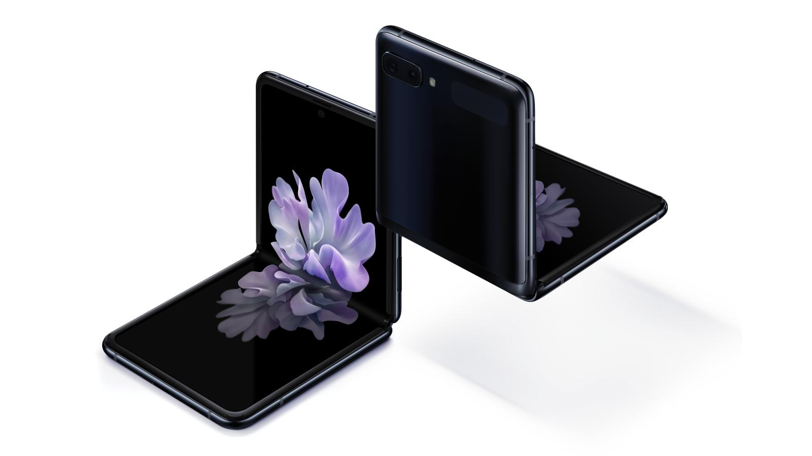 Samsung Smartphone Samsung Galaxy Z Flip Sm F700f 256 Gb Dual Sim 6.7