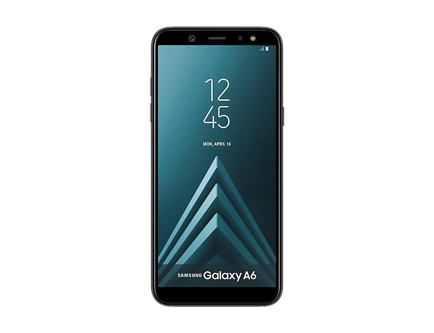 Samsung Smartphone Samsung Galaxy A6 Sm A600f Dual Sim 32 Gb Octa Core 5.6