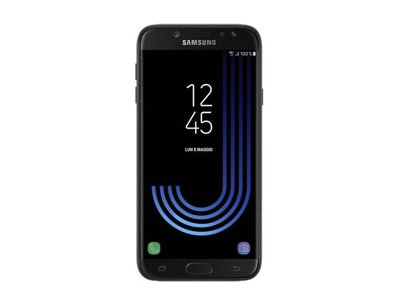 Samsung Smartphone Samsung Galaxy J7 (2017) Sm J730f Dual Sim 16 Gb Octa Core 5.5
