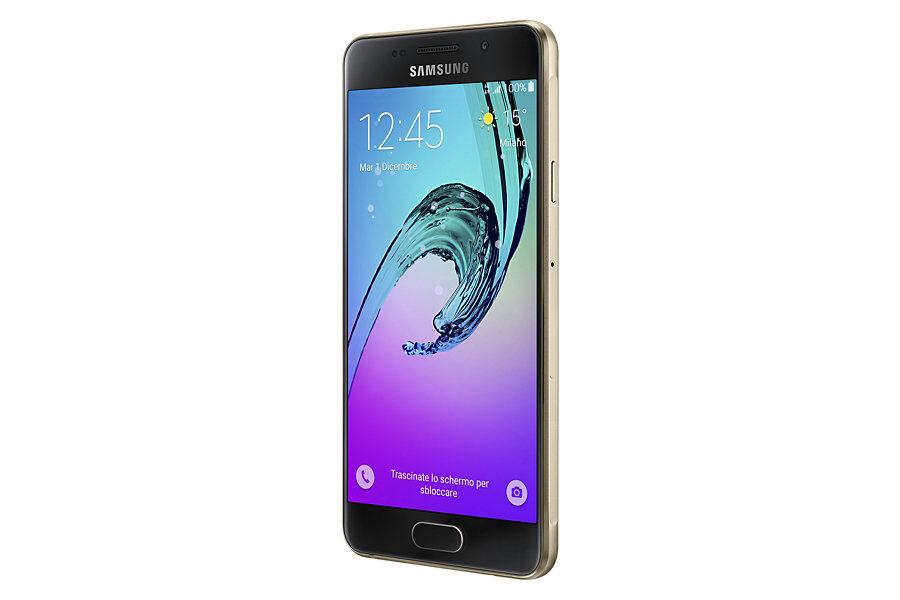 Samsung Smartphone Samsung Galaxy A3 Sm A310f (2016) 16 Gb Quad Core 4.7