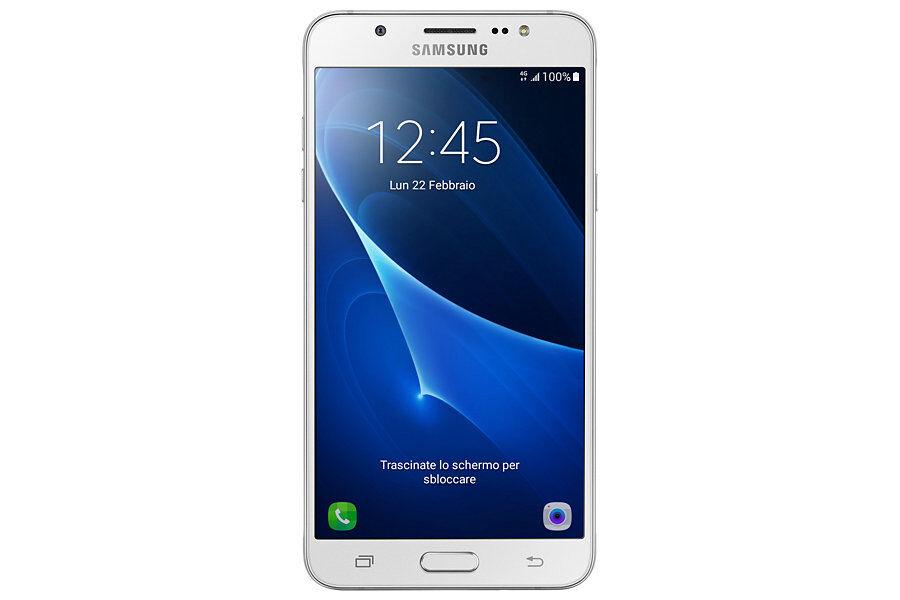 Samsung Smartphone Samsung Galaxy J7 (2016) Sm J710f Dual Sim 16 Gb Octa Core 5.5