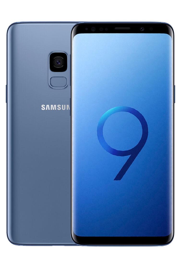 Samsung Smartphone Samsung Galaxy S9 Sm G960f Dual Sim 64 Gb 4g Lte Wifi 12 Mp Octa Core 5.8