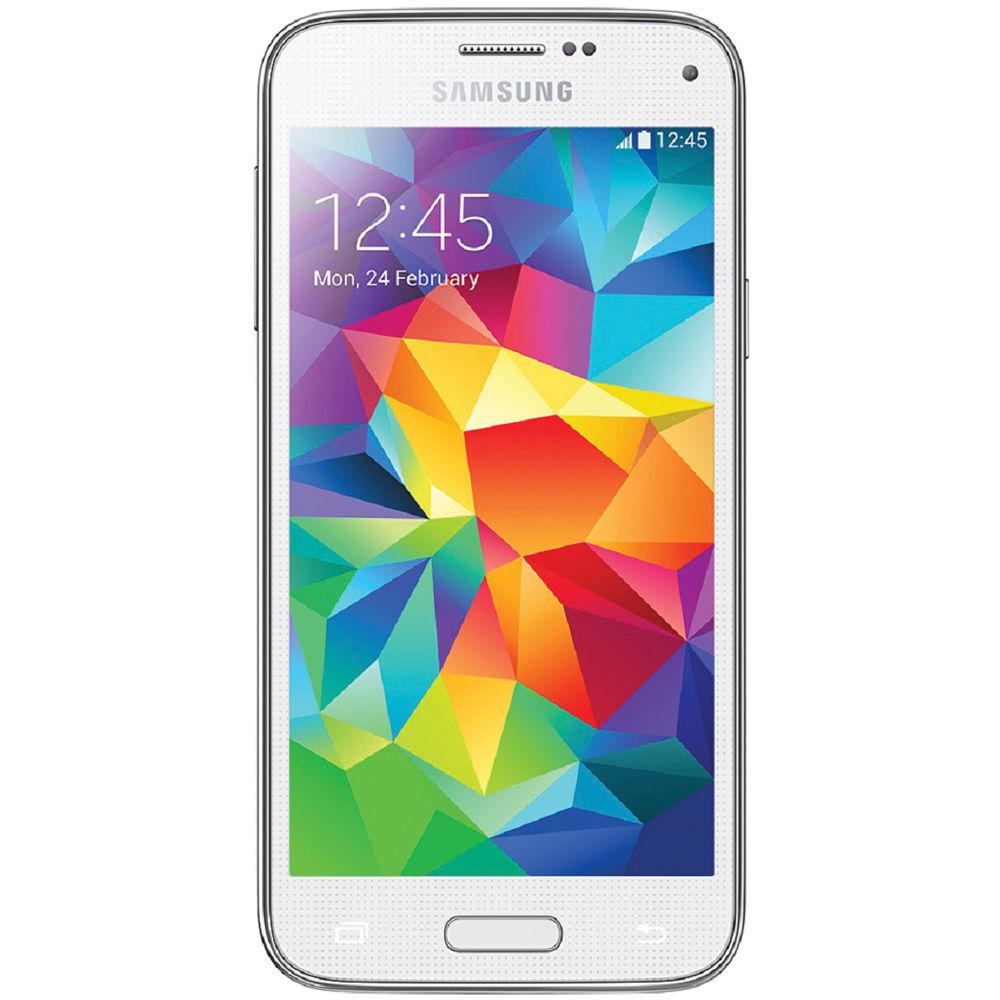 Samsung Smartphone Samsung Galaxy S5 Mini Sm G800f 16 Gb Quad Core 4g Fdd Lte Wifi 8 Mp Super Amoled Gps Android Refurbished Bianco