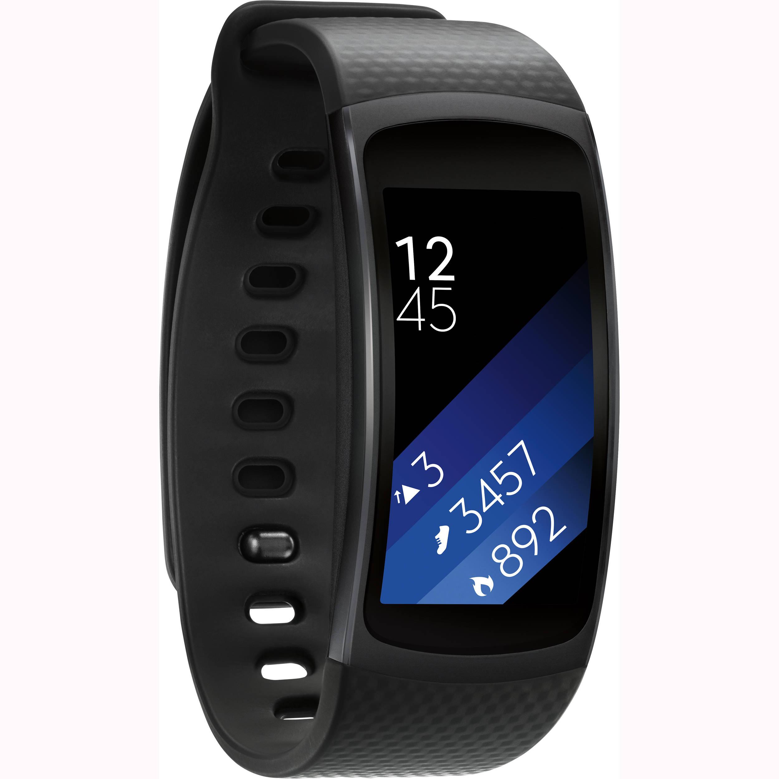 Samsung Gear Fit2 Sm R360 (Taglia L) 1.5