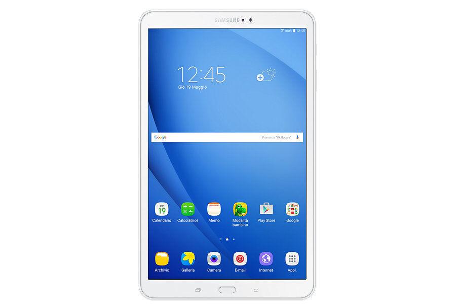 Samsung Tablet Samsung Galaxy Tab A (2016) Sm T585 10.1