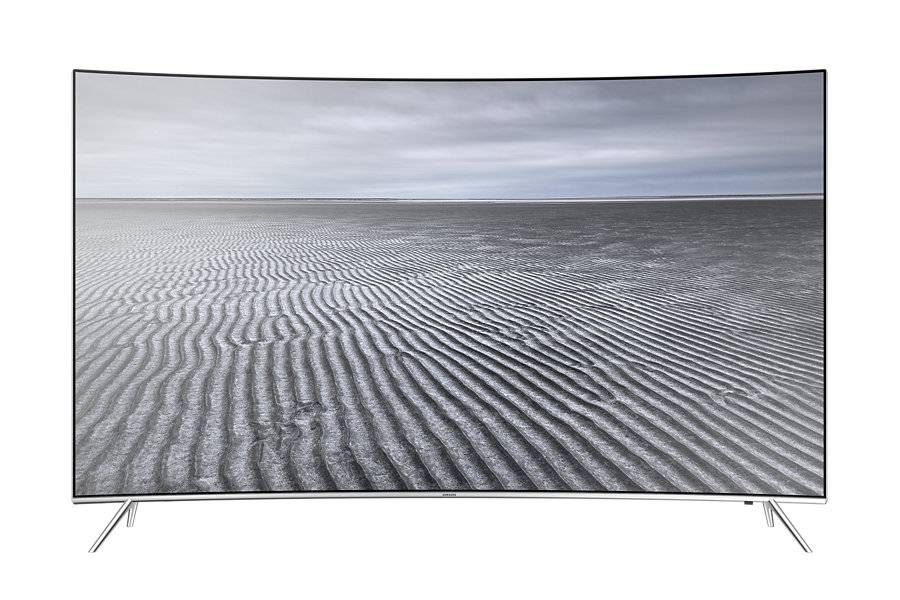 Samsung Tv 49'' Samsung Ue49ks7500 Led Serie 7 Suhd 4k Curvo Smart Wifi Hdr 1000 2000 Pqi Usb Hdmi Bluetooth