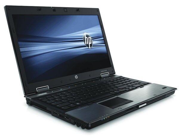 HP Notebook Hp Elitebook 8540w 15.6
