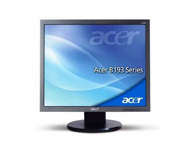 Acer Monitor Lcd 19