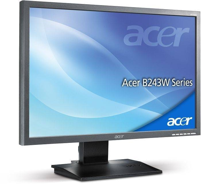 Acer Monitor Lcd 24