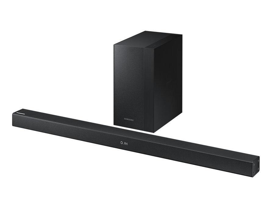 Samsung Soundbar Samsung Hw M360 2.1 Canali 200 W Wireless 5 Modalità Di Suono Usb Host Bluetooth Refurbished Nero