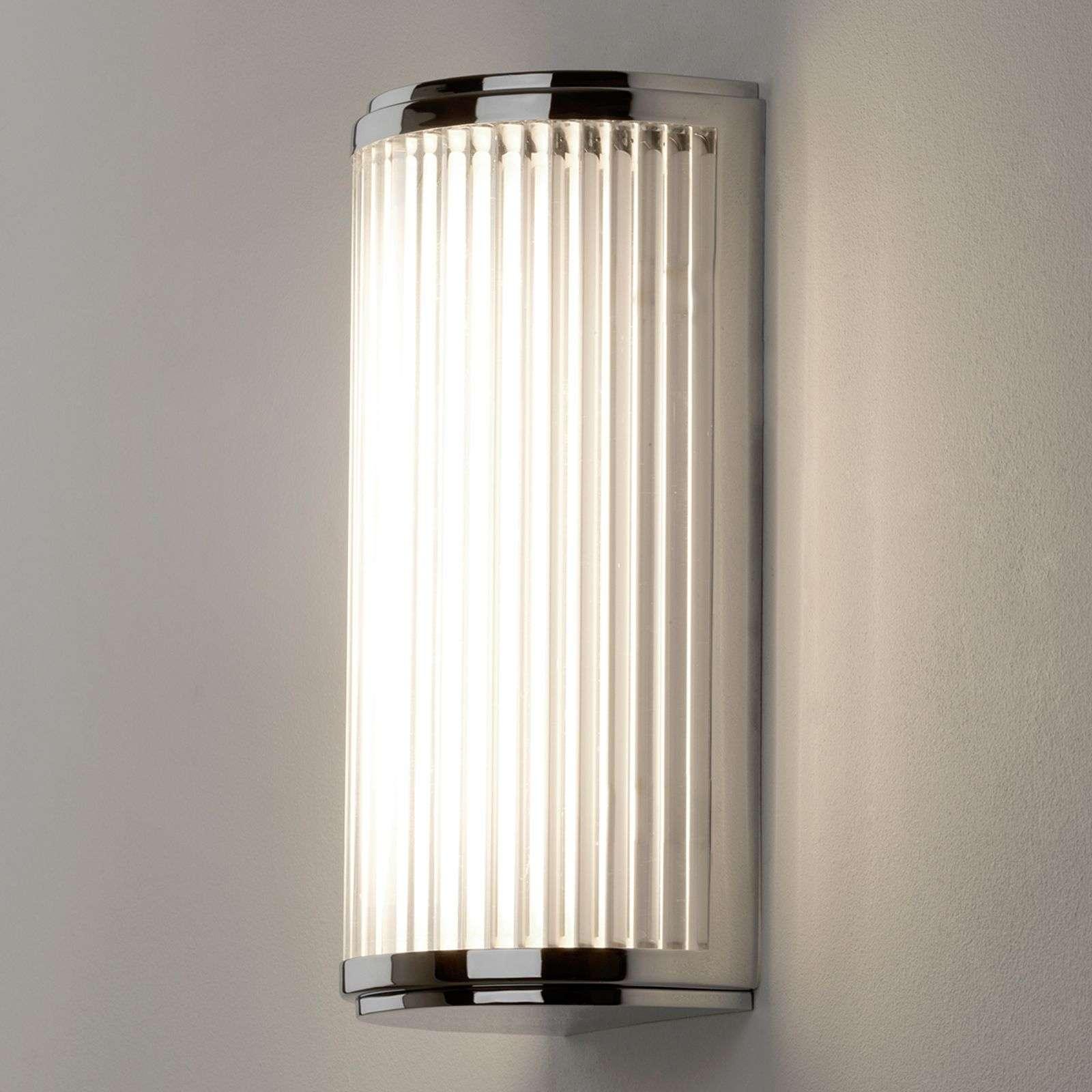 Astro Essenziale applique LED scanalata Versailles