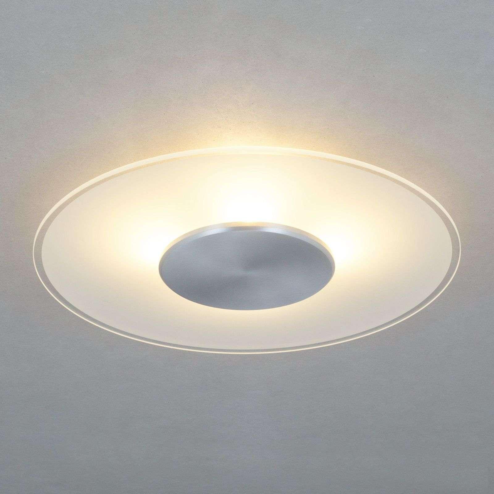 Lampenwelt.com Lampada da soffitto LED Dora, prodotta in Germania