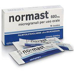 EPITECH GROUP SpA Normast 600mg 10bust Microgran