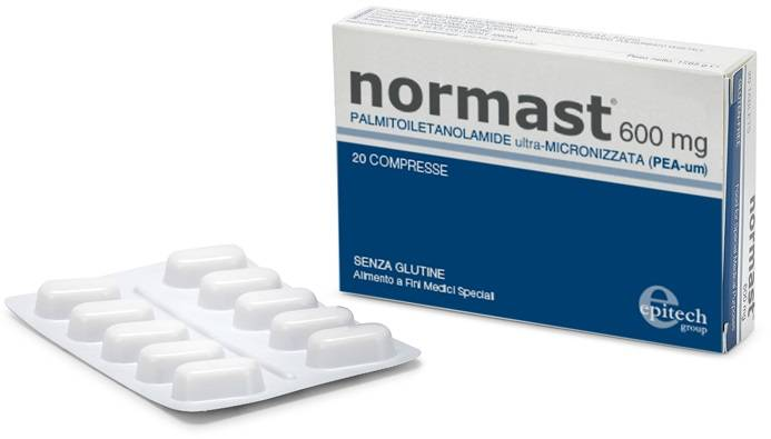 EPITECH GROUP SpA Normast 600mg 20cpr