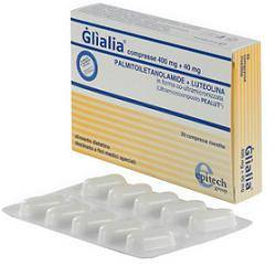 EPITECH GROUP SpA Glialia 400mg+40mg 20cpr Rives